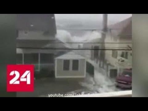 Ураганы в США: Ирма пришла уничтожить то, что не разрушил Харви