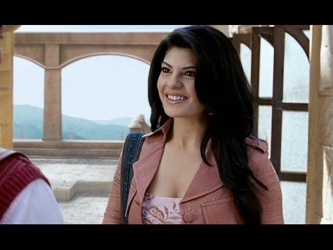 Jacqueline Fernandez Asks Ritesh Out - Aladin