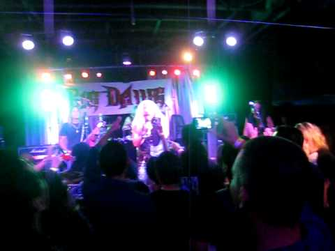 12/3/2011 Big Dawg with Carlos Cavazo @ Hawaiian Brian's - Highway To Hell