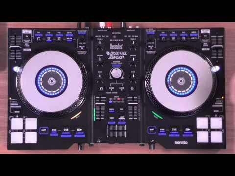 Hercules DJControl Jogvision Serato Controller Review