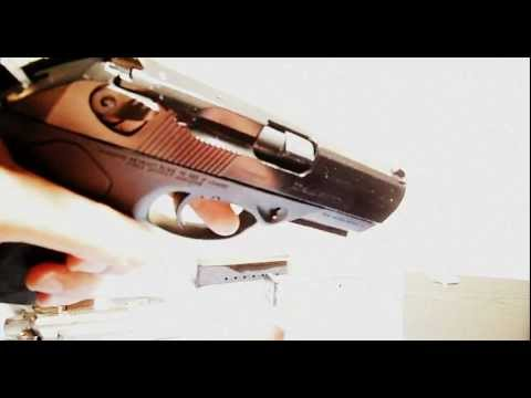 Pietro Beretta 92FS. PX-4. and 84FS Review and Comparison