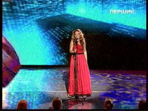 Наталка Карпа - Твій голос (Live Наша пісня)