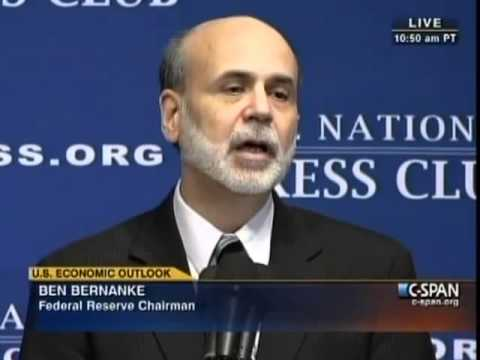 Ben Bernanke: Audit the Fed at The National Press Club 02/03/11