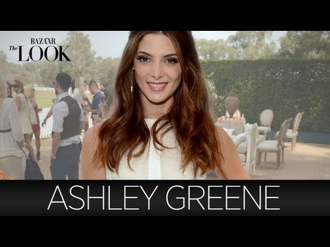 Ashley Greene on Fashion and Twilight | Harper's Bazaar The Look