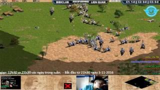 BiBi Club ---vs--- Liên Quân Ngày 3/11/2016