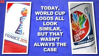 The Story Behind the World Cup Logo Women's World Cup Daily Sports Illustrated