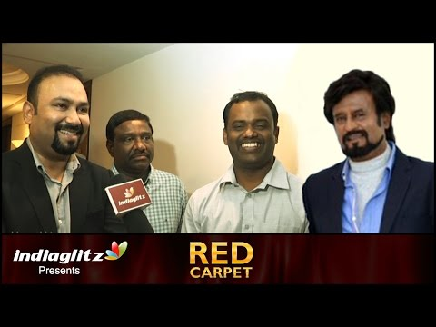Official: Enthiran 2.0 breaks Bahubali's 250 crore budget (1 and 2)   Lyca Producers Interview