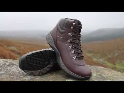 Freedom Trail Derwent Walking Boots Review by John from GO Outdoors