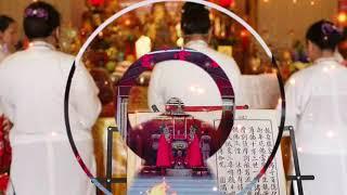 己亥年0115恭祝天官大帝與順天聖母聖誕聖壽誦經植福花絮