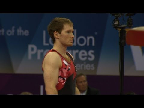 Olympic Qualifications London 2012 -- Brandon O'NEILL (CAN) - FX