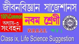 CLASS 9_LIFE SCIENCE SUGGESTION 2018//Class ix life science Chapter3_Circulation for 2nd Evaluation