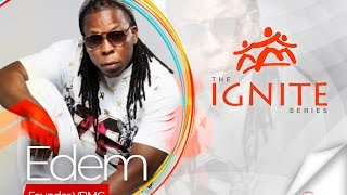 Edem | The Ignite Series | Aim Higher Africa
