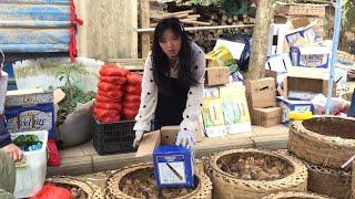 Đi Chợ Biên Giới Việt - Trung, Gặp Bạn Gái Tàu Bán Gà Cực Xinh    TVN Lai Châu