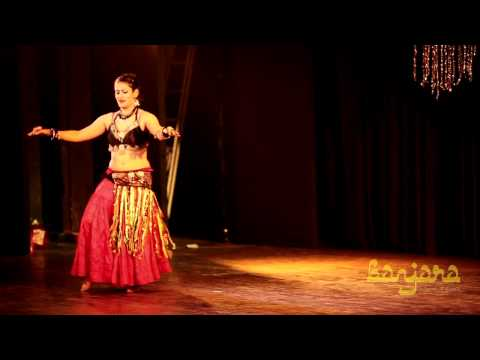 Indian Fusion Belly Dance Performed By Meher Malik