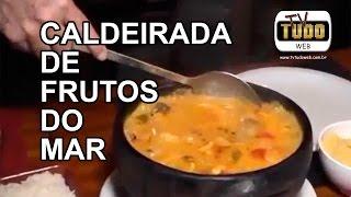 CALDEIRADA DE FRUTOS DO MAR