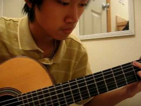 0 Tears in Heaven (classical guitar)