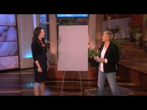 Lauren Graham Isn't Good at Pictionary
