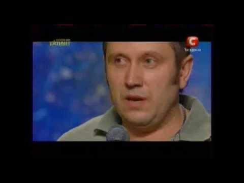Украина мае талант 4 Владимер Титенко.mov