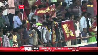 CCL 5 Final Telugu Warriors Vs Chennai Rhinos 2nd Innings Part 4/4
