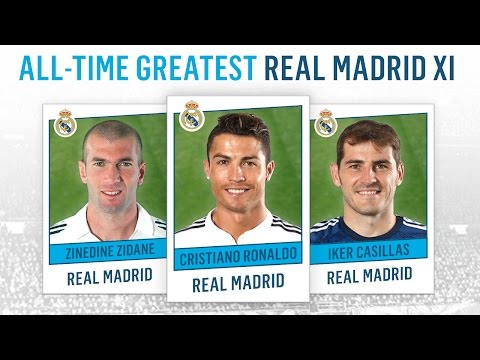 SUBSCRIBE for more ALL-TIME XIs: http://bit.ly/fdsubscribe � WATCH our ALL-TIME XIs playlist: http://bit.ly/XIsplaylist Ahead of El Clásico, Football Daily presents the All-Time Greatest...