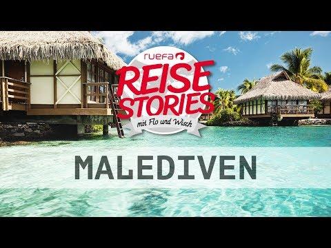 Traumurlaub Malediven | Ruefa Reise Story