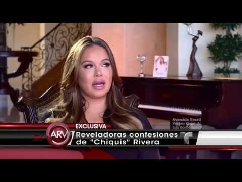 Chiquis Rivera - Al Rojo Vivo Parte 4 Entrevista