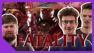 All MORTAL KOMBAT 11 Fatality Reactions