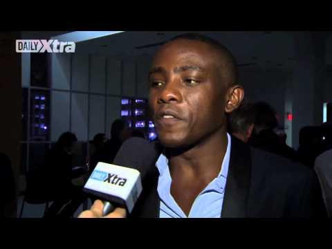 Cameroonian gay rights activist Yves Yomb