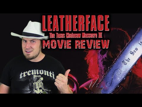 Leatherface: The Texas Chainsaw Massacre III (1990) - Movie Review streaming vf