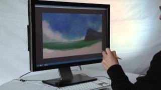 Painter® Freestyle™ beta powered by Leap Motion
