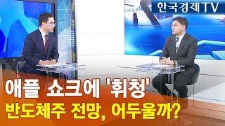 [증시라인] 애플 쇼크에 '휘청'…반도체주 전망, 어두울까? / 한국경제TV