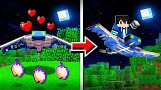 How to TAME AND RIDE PHANTOMS in Minecraft! (Pocket Edition, Xbox, PC)