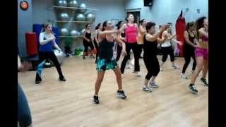 Crazy Love ZUMBA fitness with Shiran Azran