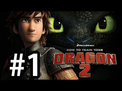 How To Train Your Dragon 2 Gameplay Walkthrough - The Beginning [Part 1]