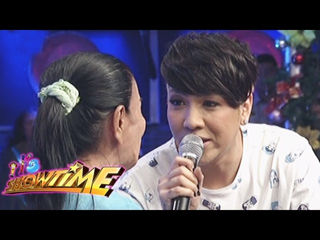 It's Showtime: Vice recalls his lola's special gift