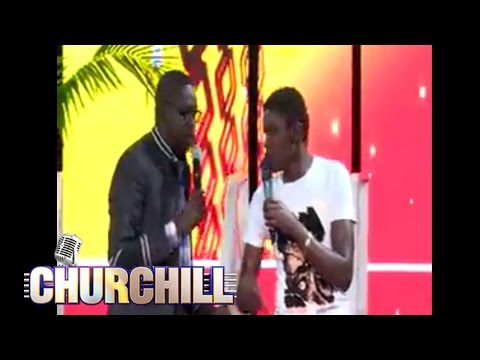 Churchill Show episode 15