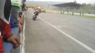 Yonny Hernandez Supermotard 2006 Autodromo de Tocancipá