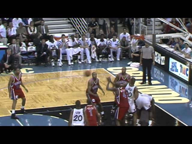 Top 10 Plays of the Week - November 7,1994 - League Pass Look Back