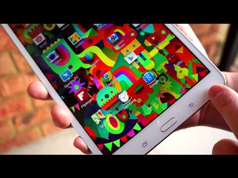 Samsung Galaxy Tab Pro 8.4 Unboxing and First Impressions