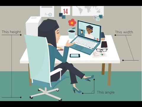Staying ERGO healthy – Office Ergonomics 101