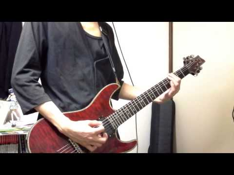 【黒子のバスケ2期op】granrodeo 「the Other Self 」 【ギター】 video