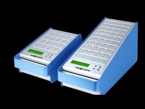 Standalone USB Duplicator - Nexcopy