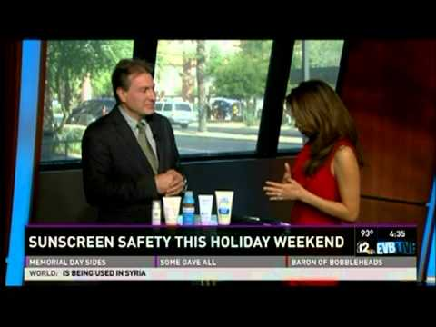 Skin Cancer Prevention and Sunscreen