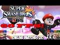 Super Smash Bros. for Nintendo 3DS - Online Matches 20 - 60 fps