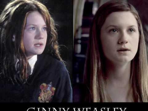 harry potter stars through years