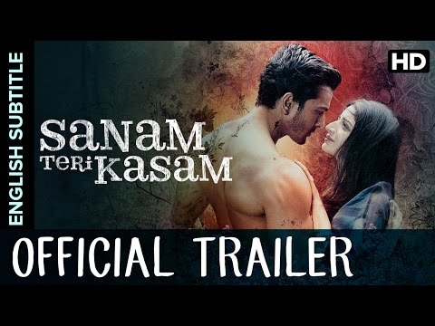 Sanam Teri Kasam Official Trailer With English Subtitle | Harshvardhan Rane, Mawra Hocane