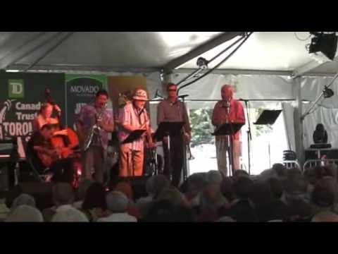 Jim Galloway Swing Session - Toronto Jazz Festival 2009 - Mu Mu