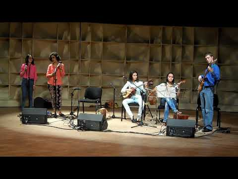 Cajón de Arauca Apureño - Bandola: Merlyn Hernández. Canta: Evelyn Bogado