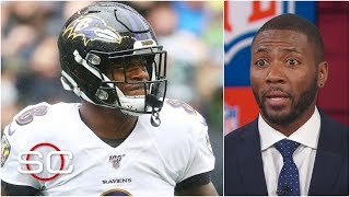 Ryan Clark: The Ravens are the only team in the AFC North playing well | SportsCenter