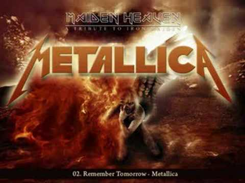 Metallica - Remember Tomorrow Iron Maiden Cover 2008 Full!